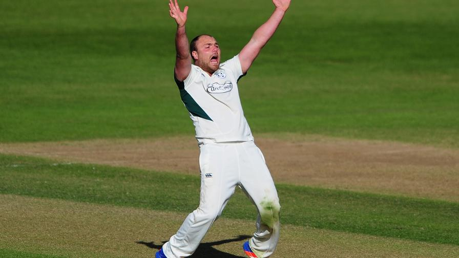 New skip Leach relishing opportunity to lead Worcestershire