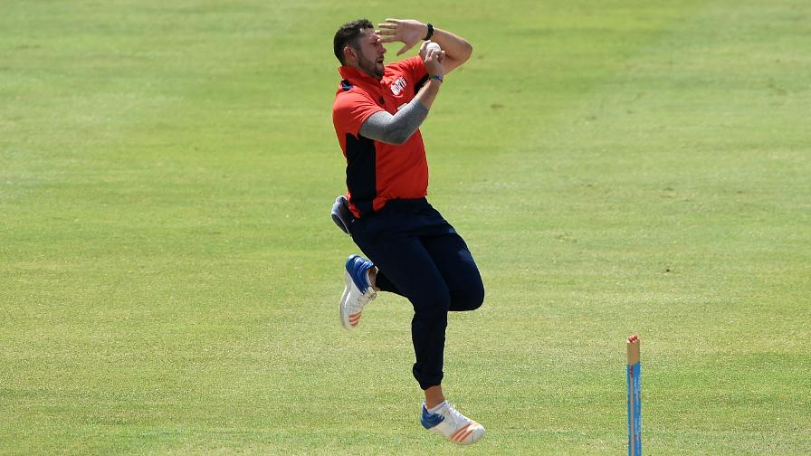 Tim Bresnan delivered a wicket maiden with the first over of the match