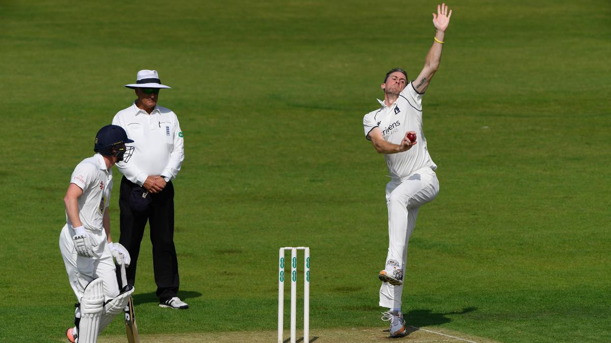 Rikki Clarke took 42 wickets and scored 384 runs in the County Championship last season for Warwickshire