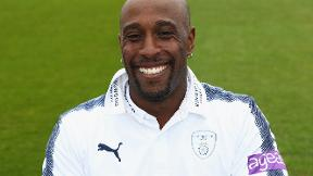 Michael Carberry scores 100 on Hampshire return