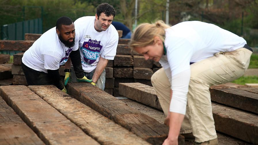 Thousands of NatWest CricketForce volunteers at clubs across England and Wales – including Streatham & Marlborough – helped to prepare facilities for the season ahead
