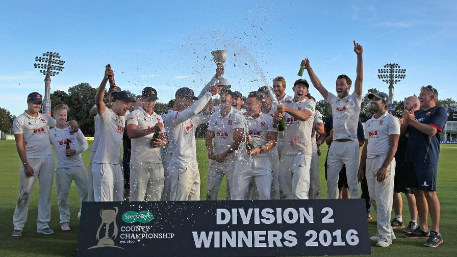 The County Championship is back!