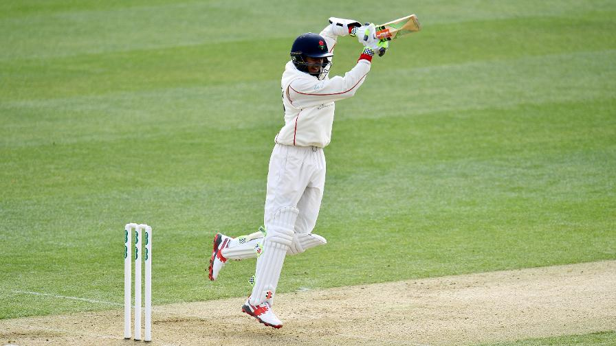 HASS GONE - Hameed fell just after lunch