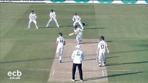 Highlights - Anderson three wickets as Lancashire build lead