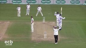 Highlights - Hampshire chase down 320 at Headingley