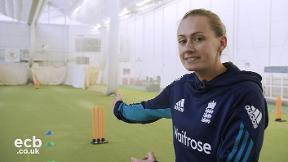 Laura Marsh on using the crease