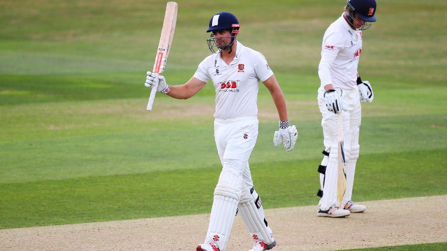 Top Cook eases Essex to victory