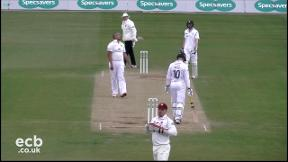 Highlights - Derbyshire v Northamptonshire Day 3