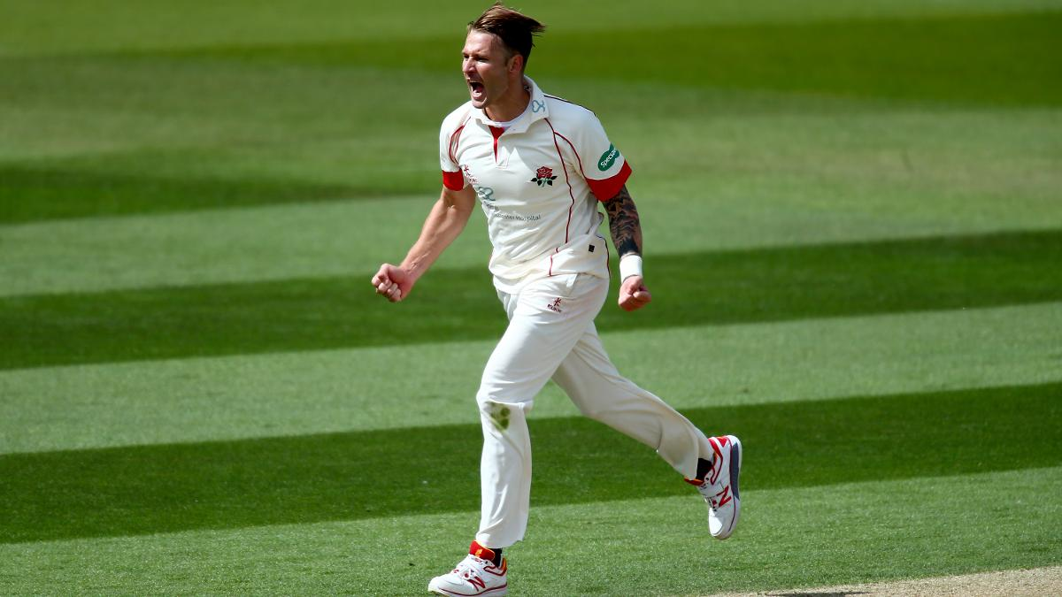 Kyle Jarvis was on fire with six brilliant wickets