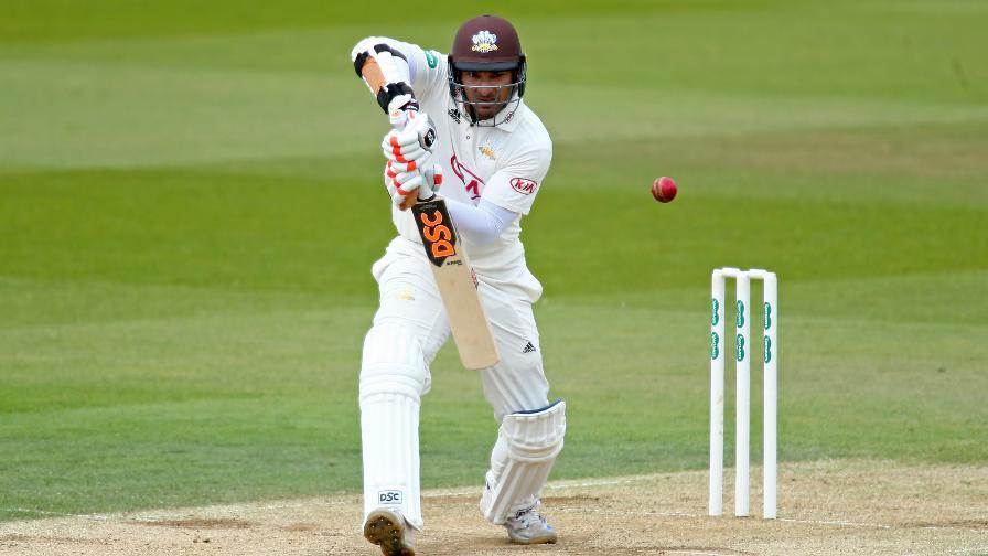 Sangakkara and Borthwick ensure Surrey draw