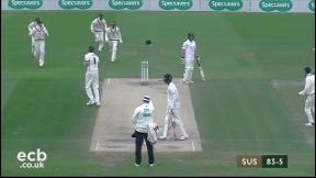 Highlights - Sussex v Kent Day 4