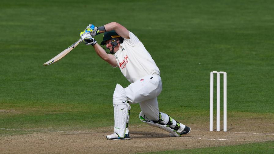 Notts take top spot after Durham victory