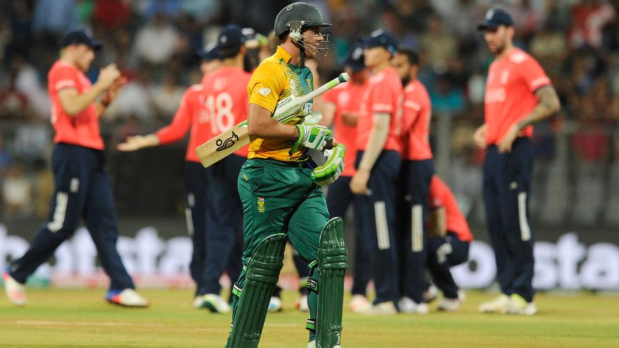 AB de Villiers fit to face England but Steyn misses out