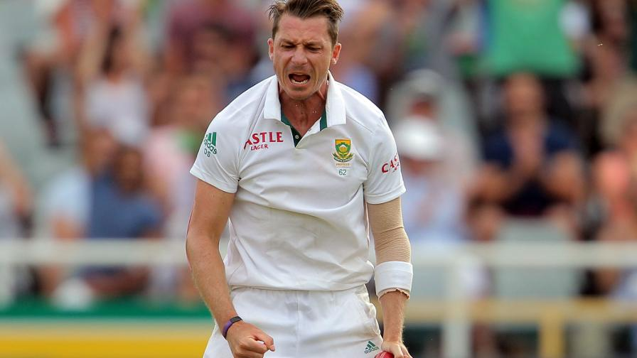 Dale Steyn to face England Lions