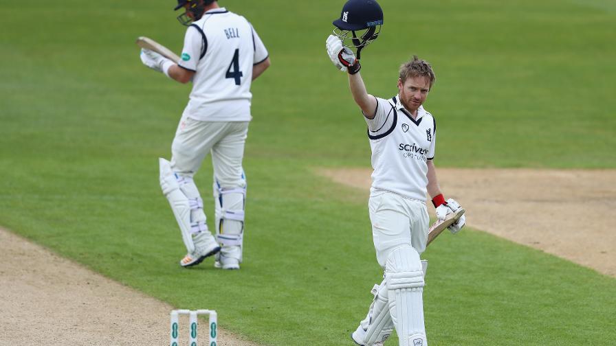 Westwood sparks Warwickshire into life