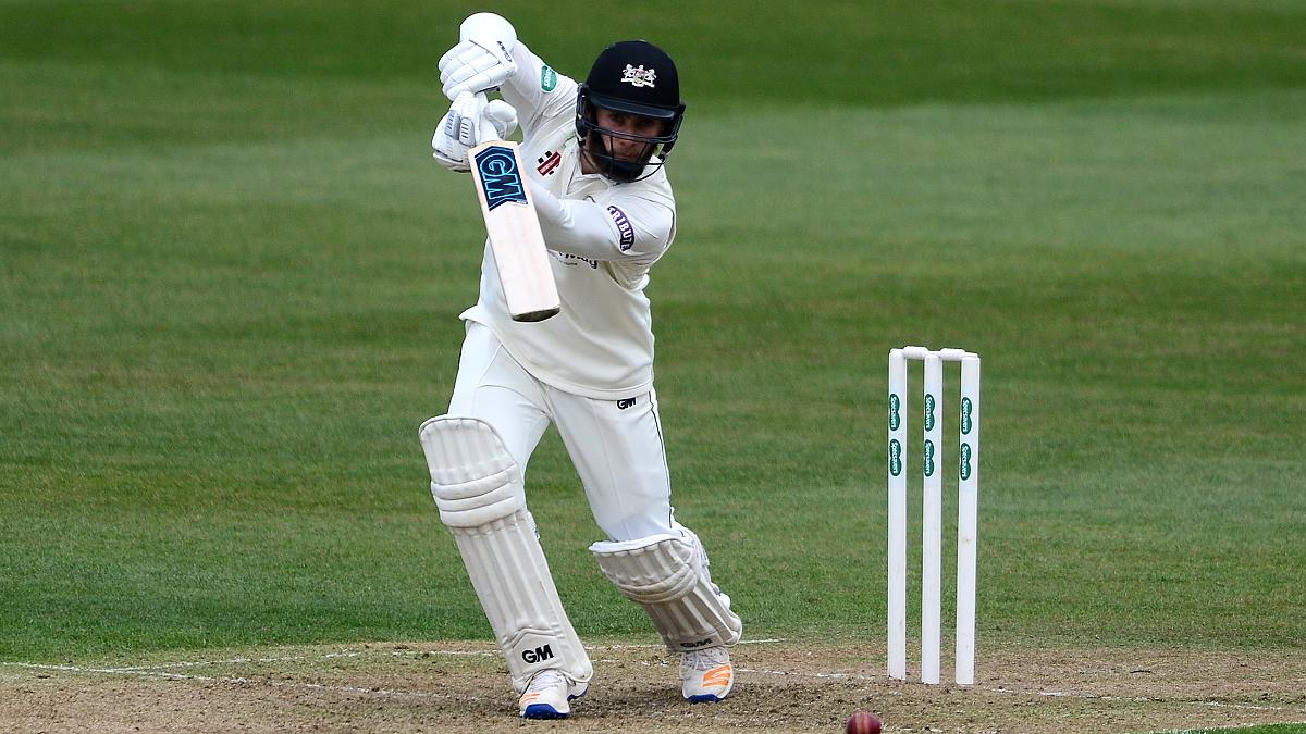 Chris Dent compiled 68 to aid Gloucestershire's winning cause