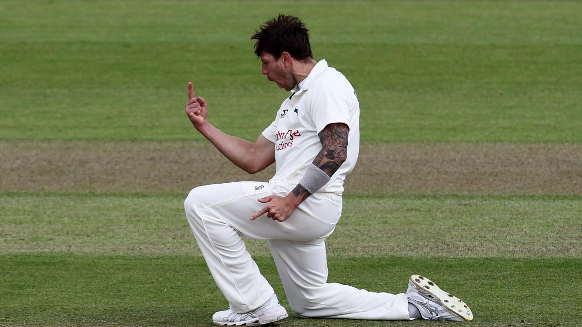 James Pattinson was excellent with the ball yet again
