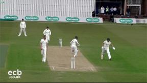 Highlights - Leicestershire v Glamorgan Day 4