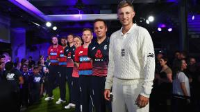 England launch new kit