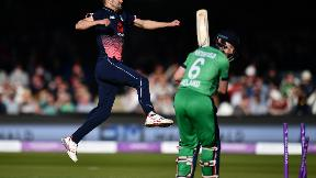 Highlights - England beat Ireland by 85 runs at Lord's