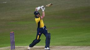 Man of the Match: Paul Collingwood's match winning 73 not out against Notts Outlaws