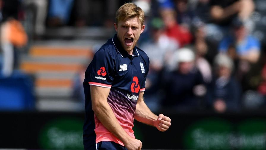 Competition for England places is massive - Willey