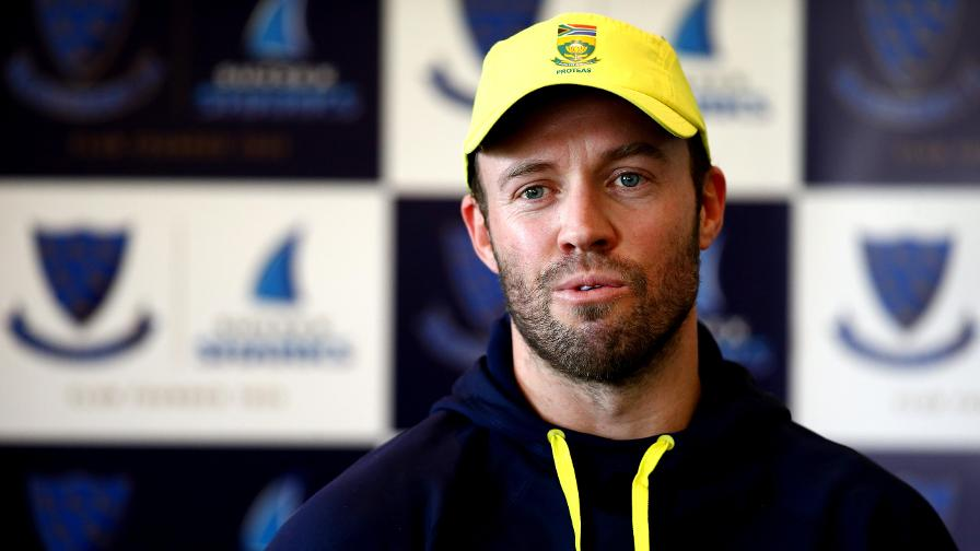 De Villiers confident ahead of England series