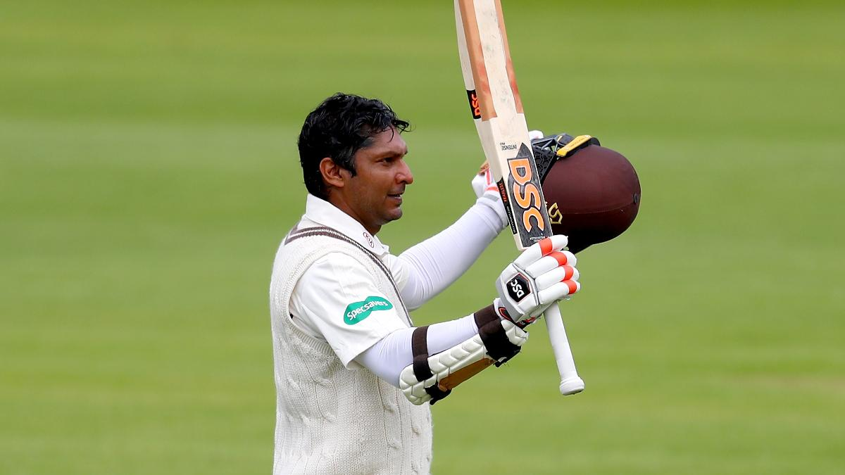 WHAT A PLAYER - Sangakkara has hit five consecutive County Champ centuries