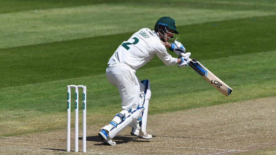 Libby and Wessels ton up as Notts dominate
