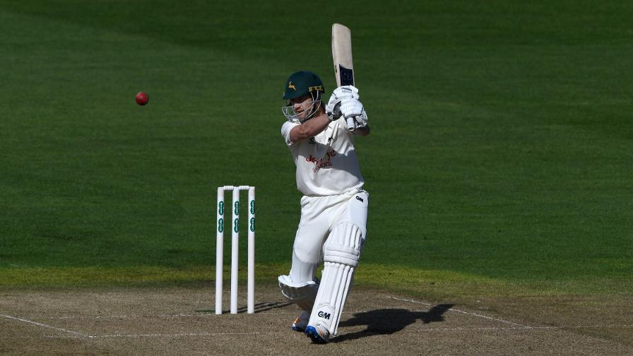 Notts take control against weary Glamorgan