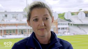 Sarah Taylor on managing her anxiety and returning to the England team