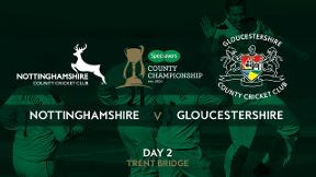 Highlights - Nottinghamshire v Gloucestershire Day 2