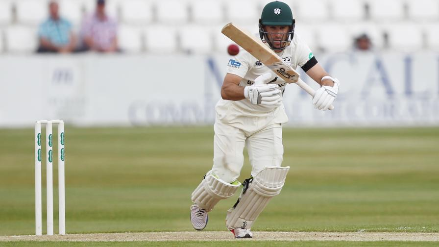 Mitchell stars as Worcestershire eye win number four
