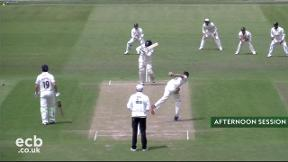 Highlights - Nottinghamshire v Gloucestershire Day 3