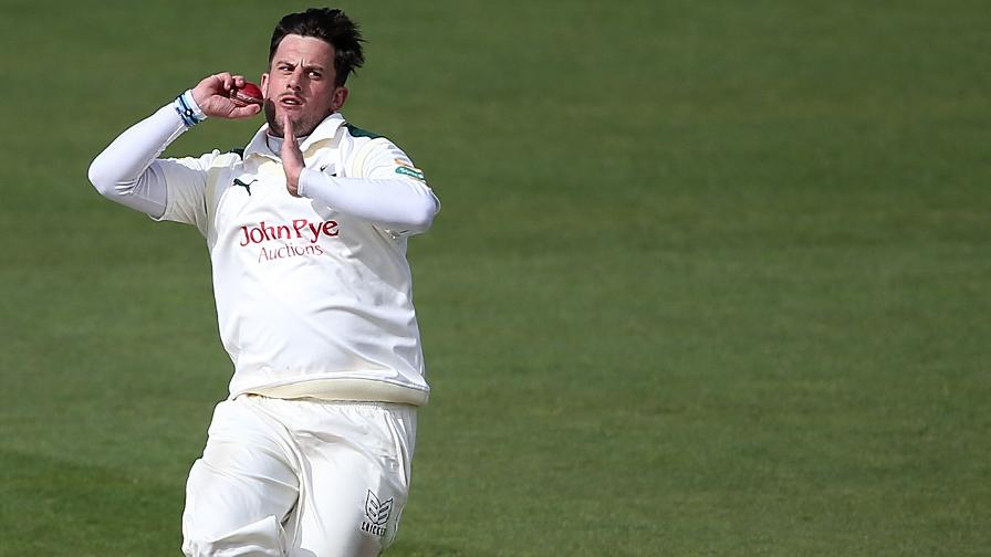 Mullaney stars as Notts thrash Gloucestershire