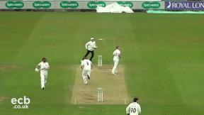 Highlights - Durham v Northamptonshire - Day 4