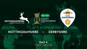Highlights - Nottinghamshire v Derbyshire Day 4