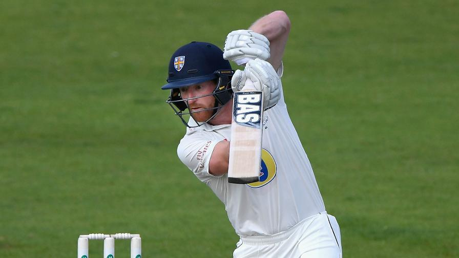 Collingwood at it again for Durham