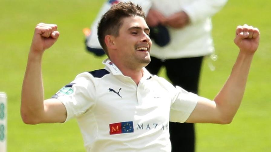 Brook century leads Yorkshire to Second XI Trophy
