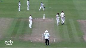 Highlights - Somerset v Yorkshire Day 2