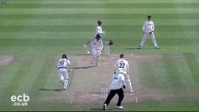 Highlights - Somerset v Yorkshire Day 3