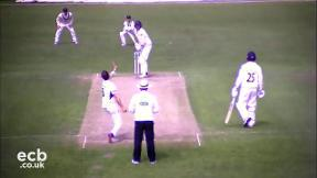 Highlights - Lancashire v Middlesex Day 3