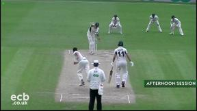 Highlights - Worcestershire v Glamorgan Day 3