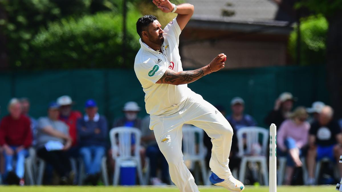 Ravi Rampaul has moved from Surrey to Derbyshire for 2018
