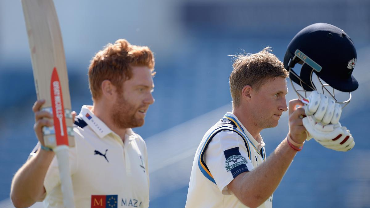 England stars come out in force for the County Championship day-night round of fixtures