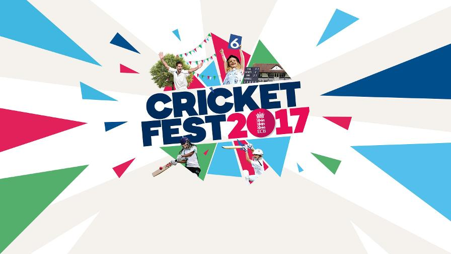 CricketFest 2017 launches to celebrate summer of cricket