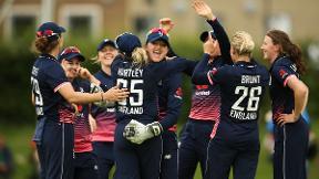 England Women beat India by 140 runs