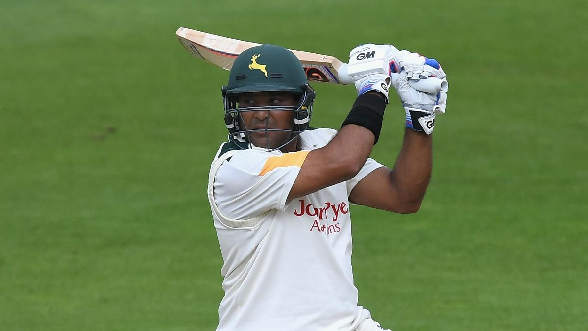 Samit Patel has been in unstoppable form for Notts in recent times