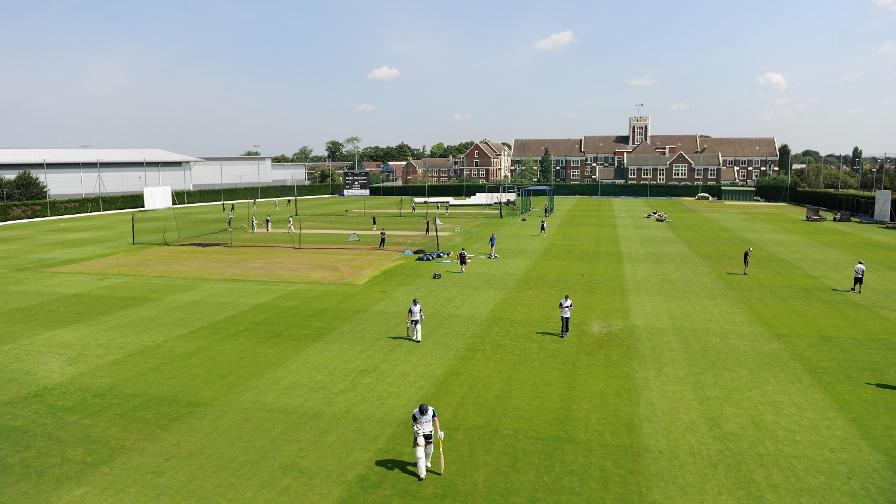 Hybrid pitches installed at National Cricket Performance Centre