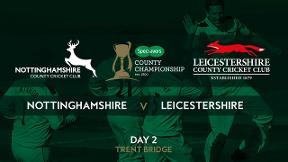 Highlights - Nottinghamshire v Leicestershire Day 2